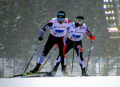 Nordic Combined by Giam